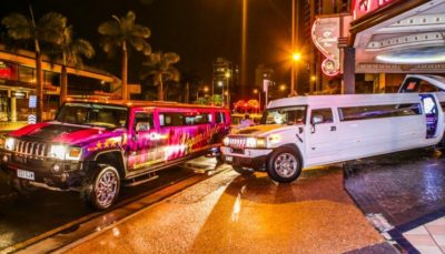 Booking a Limo