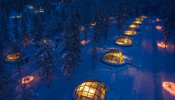 Kakslauttanen Finland