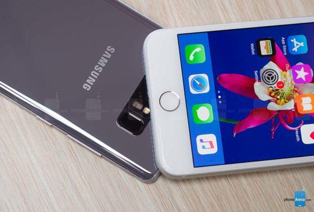 Apple-iPhone-8-Plus-vs-Samsung-