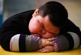 obesity in childeren