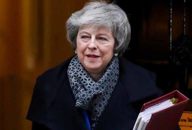 Theresa May UK