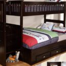 Bunk Beds and the Extra Storage