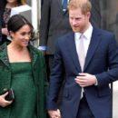 baby Harry and Meghan already born