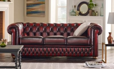 How to Take the Best Care of Your Leather Chesterfield Sofas?