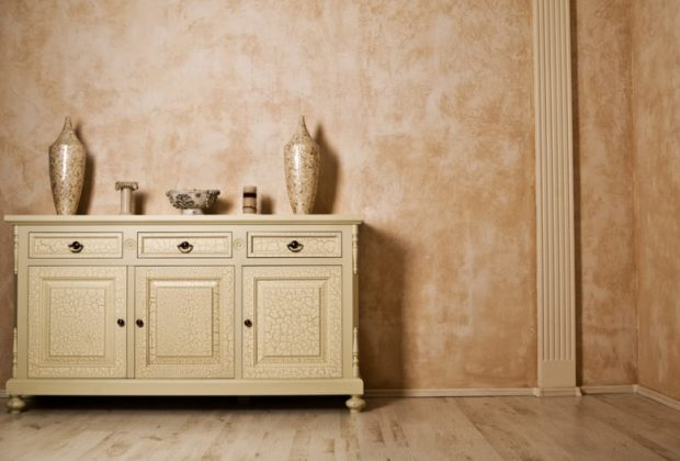 Faux Finish or Venetian Plaster? This is The Question!