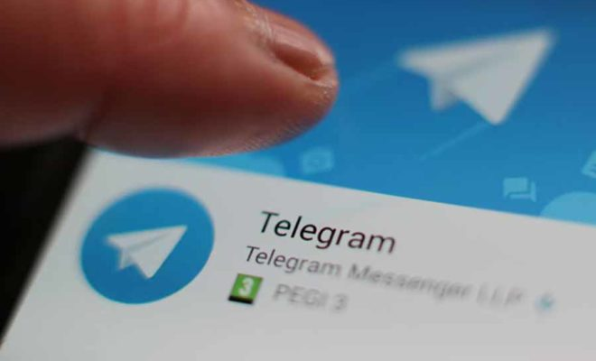 chat app telegram