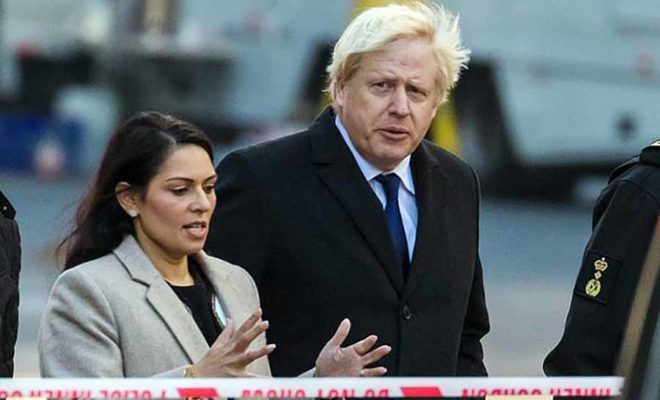 Johnson calls for tougher penalties for terrorists