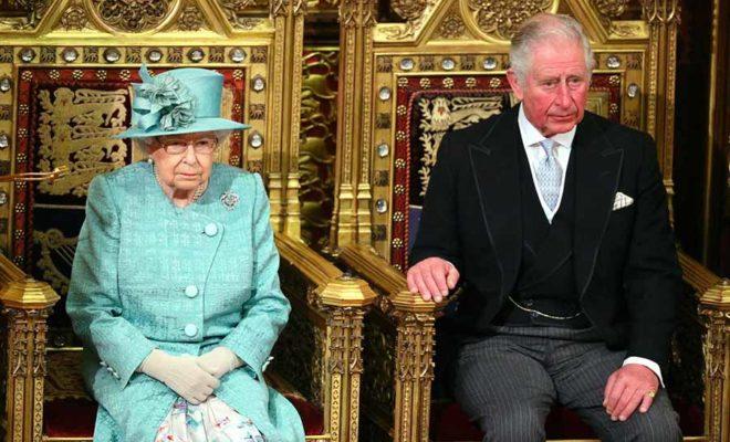 Queen Elizabeth is preparing for Christmas