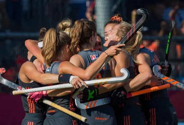 Hockey players start Pro League with a win over China