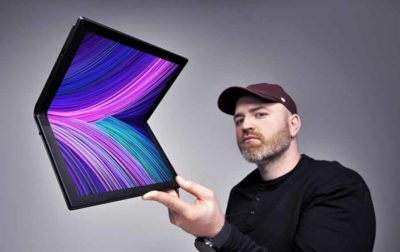 laptops with folding screens