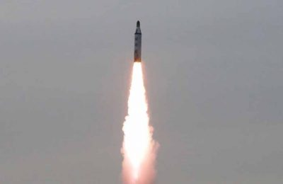 Fourth rocket test in North Korea inside one month