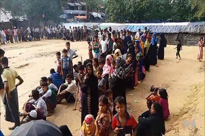 Several Rohingyas die while fleeing