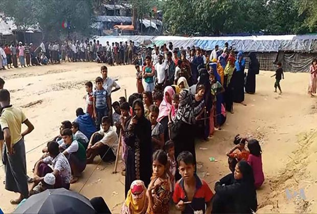 Several Rohingyas die while fleeing