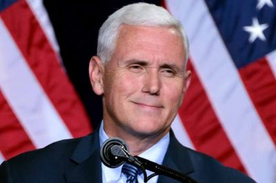 Vice President Pence Does Not Want Plexiglass in An Election Debate