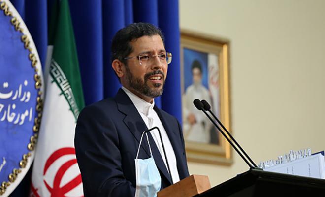 Iran suspends cooperation with EU